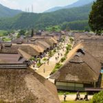 This is the original landscape of Japan! Ouchi-juku is the old post town remaining the townscape of Edo period.