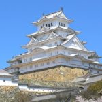 Himeji Castle – Japan's national treasure as well as a UNESCO world heritage site.
