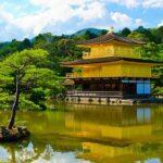 Kinkaku-ji Temple – The World Heritage in Kyoto, Japan.