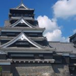 Kumamoto Castle – One of Japan's three premier castles.
